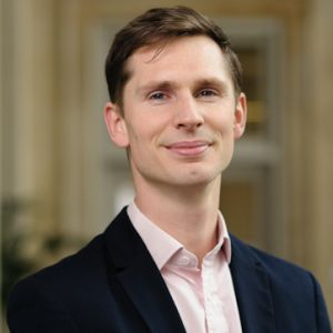 Dr. Luke Allen, WHO advisor and GP Oxford Academic Clinical Fellow