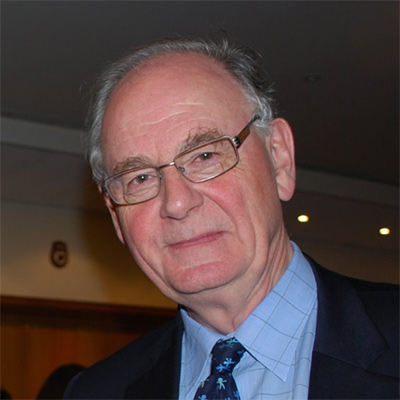 Tim Eden, Founding Medical Trustee of World Child Cancer, Emeritus Professor of Paediatric and Adolescent Oncology, University of Manchester, UK