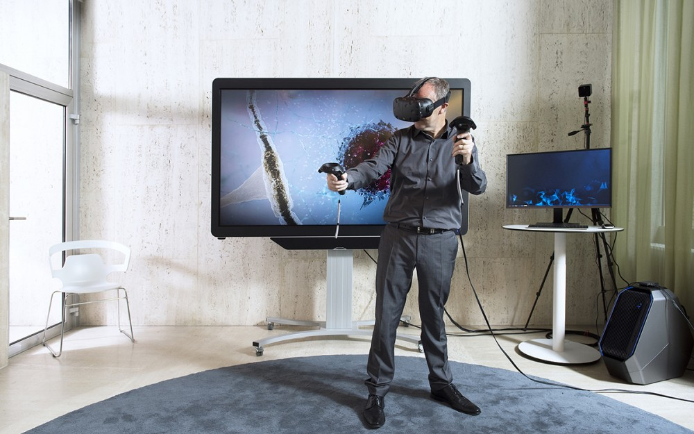 Virtual reality is no longer just for gamers; it is a powerful tool for developing medical and surgical skills.