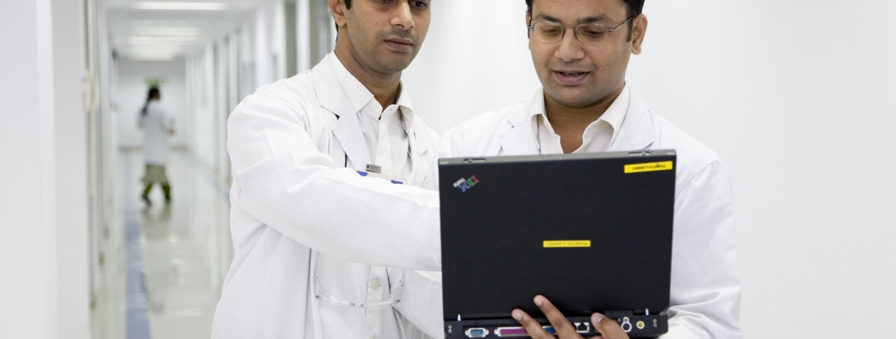 Medicine is increasingly mobile. Physicians and patients have information at their fingertips.