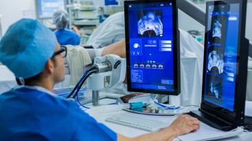 From diagnosis to treatment, digital tools have already changed the way healthcare professionals work.