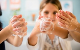 Proper handwashing with soap takes just 20 seconds – about the time needed to say the alphabet twice.